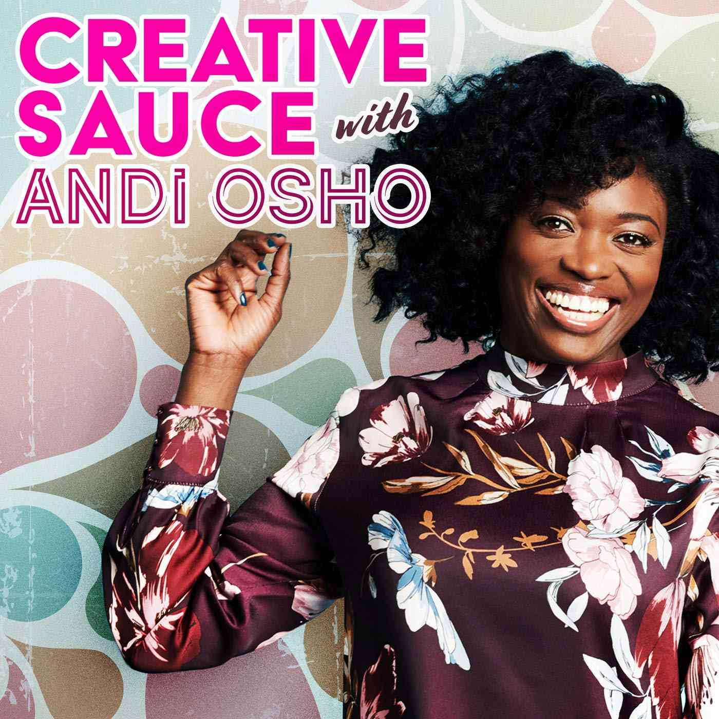 Creative Sauce Podcast
