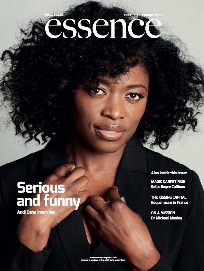 ESSENCE MAGAZINE: Issue 98